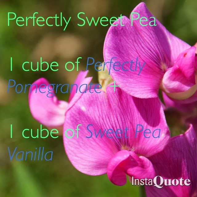 perfectly sweet pea