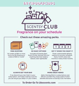 Host A Scentsy Party Dreams Unlimited Scentsy